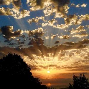 SISCU lever du soleil