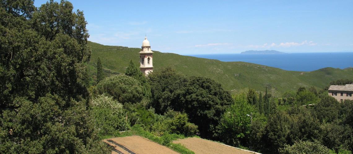 Vue sur Capraia